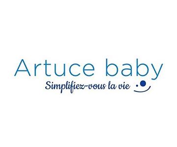 Artuce baby est un client Les Fées de la Com