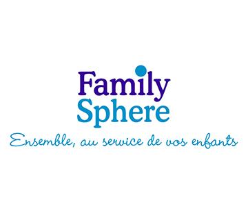 family Sphere est un client Les Fées de la Com