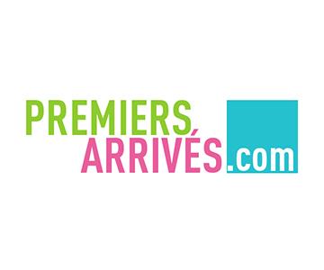 Premiers arrivés.com est un client Les Fées de la Com