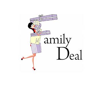 family Deal est un client Les Fées de la Com