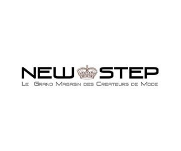New Step est un client Les Fées de la Com